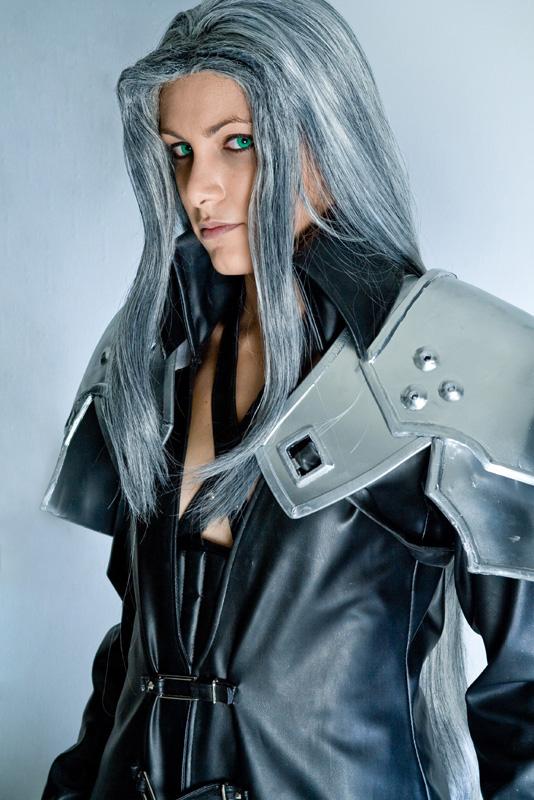 Sephiroth by Cacau Calazans by Yukilefay
