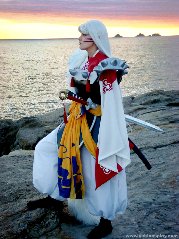 Watching the sunset - Cosplay