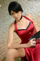 Lady in Red by Yukilefay