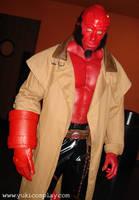 Hellboy by Yuki by Yukilefay