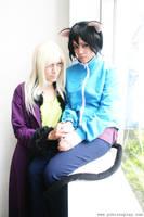 Loveless - Soubi and Ritsuka by Yukilefay