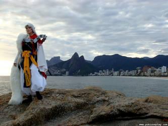 Sesshoumaru in Rio - Cosplay by Yukilefay