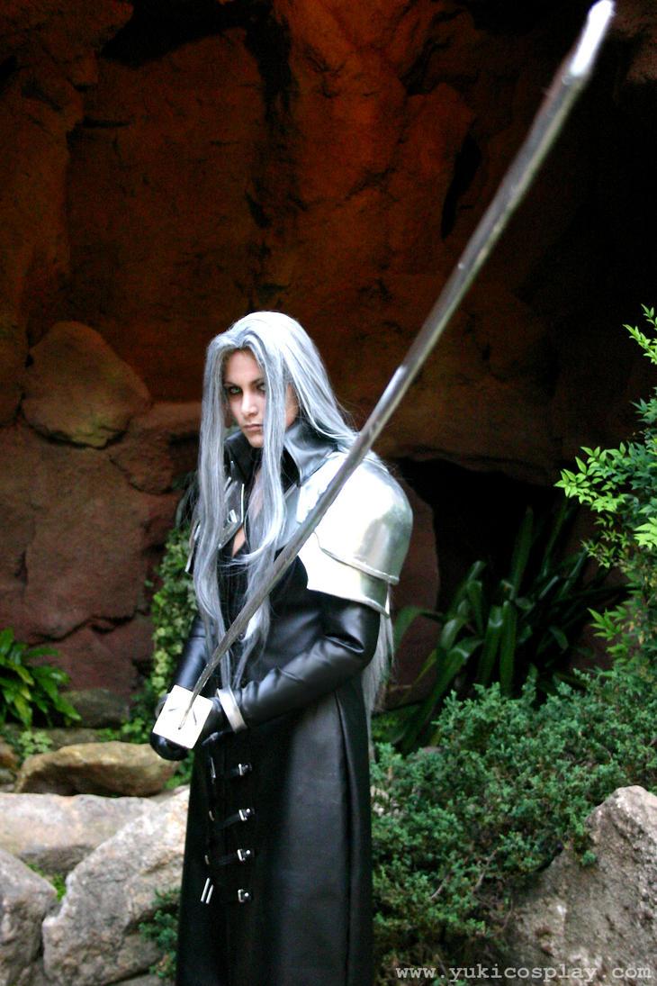 FFVII: Sephiroth's Masamune by Yukilefay