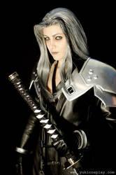 Sephiroth by CatoKusanagi by Yukilefay