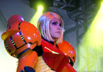 Metroid Cosplay Fearless Samus