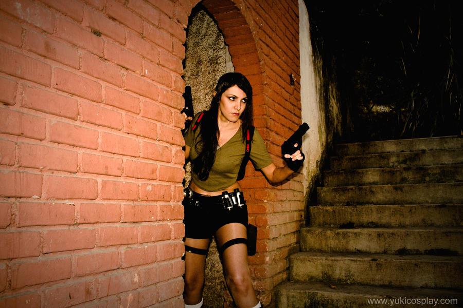 Tomb Raider - Lara Croft 3 by Yukilefay