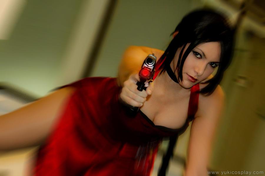 Ada Wong Cosplay - Zoom by Yukilefay