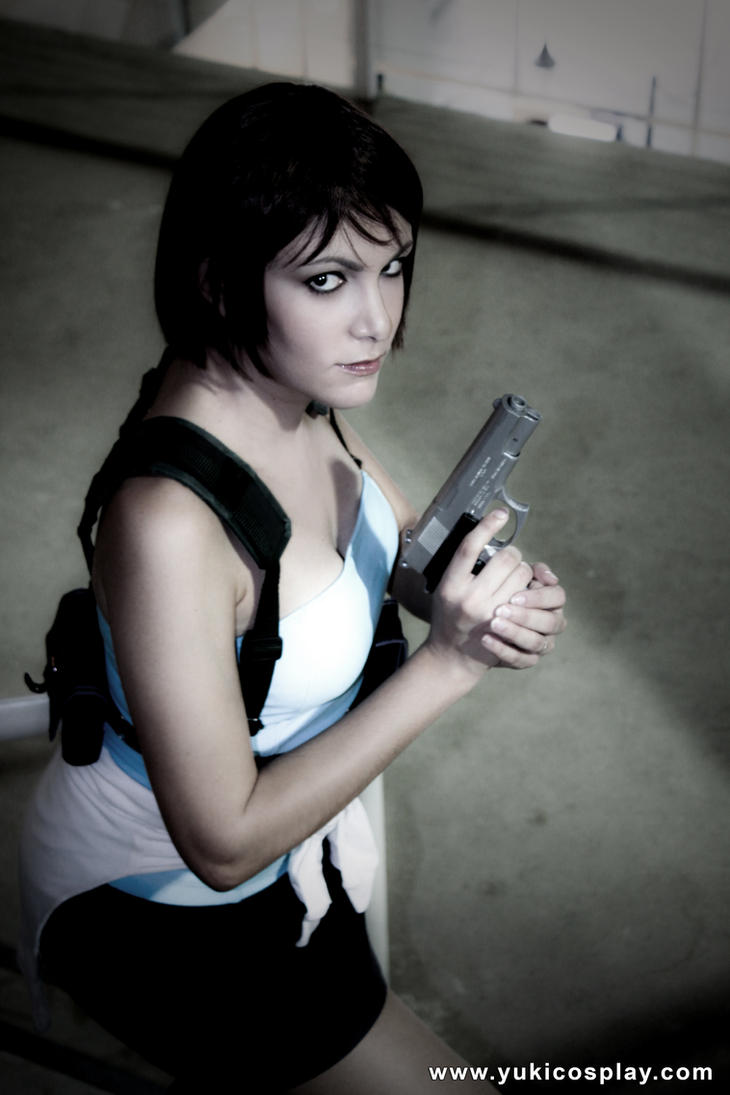 Jill Valentine RE Cosplay 4 by Yukilefay
