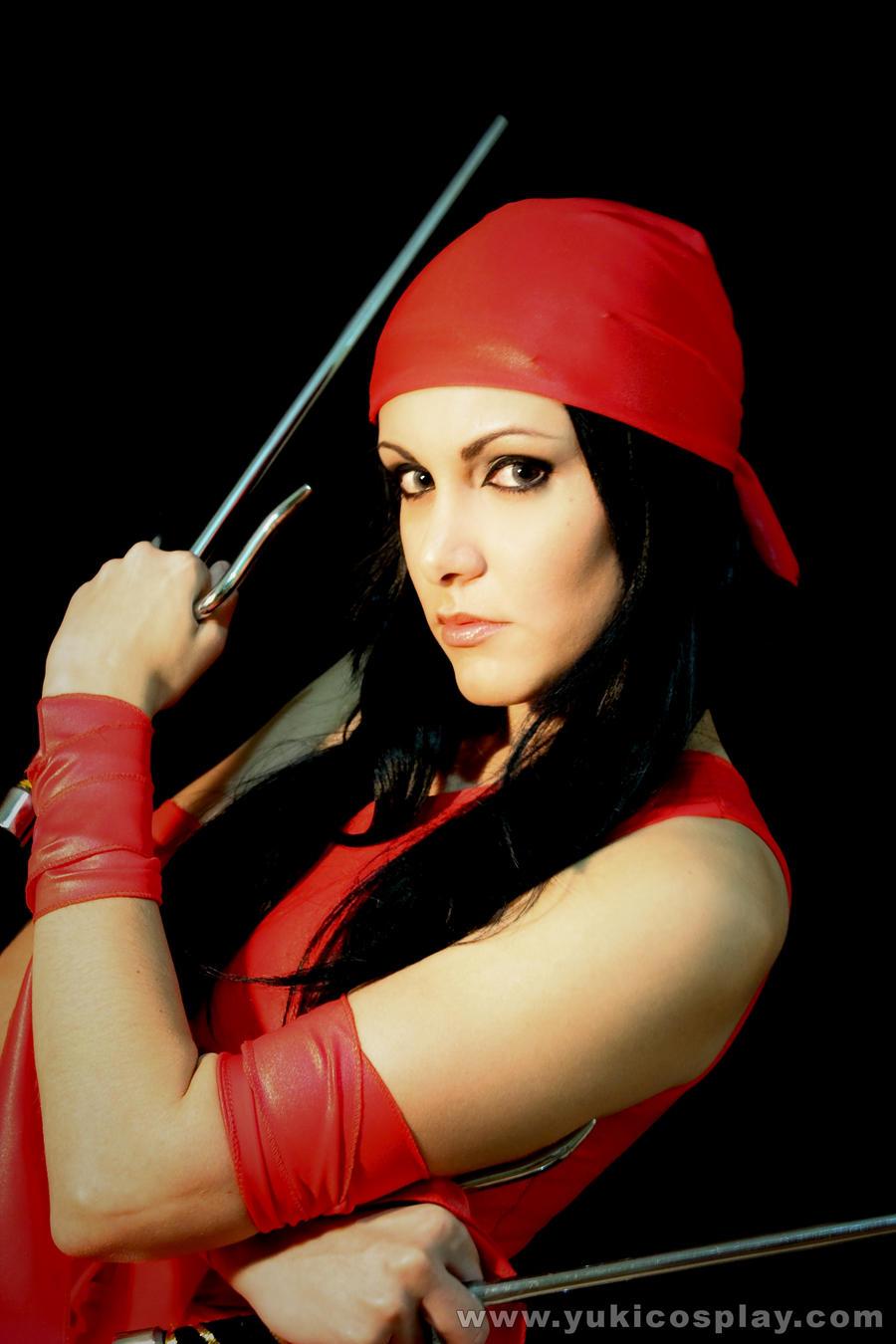 Elektra by Yukilefay