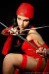 Elektra Cosplay