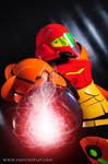 Metroid Cosplay - Blast