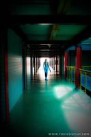 Metroid Cosplay - She is here by Yukilefay