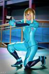 Metroid - Zero Suit Samus
