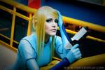 Metroid - Zero Suit Samus 2