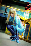 Metroid - Zero Suit Samus 3