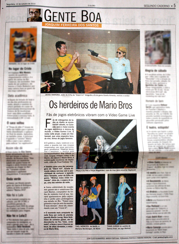 O globo newspaper vgl 2010 by yukilefay on deviantart - Oglo o ...