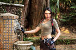 Tomb Raider Cosplay - The Lion
