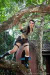 Lara Croft - TR Cosplay