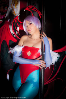 Lilith - Darkstalkers