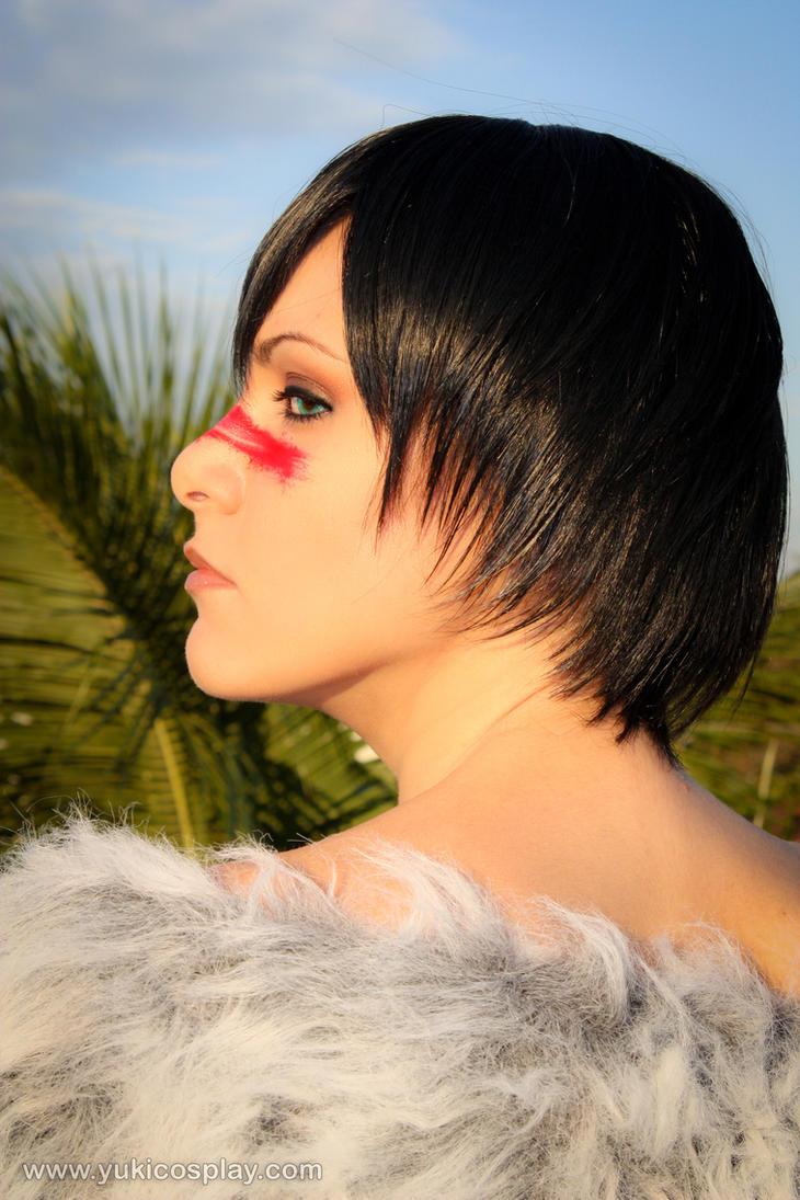 Lady Hawke Test 2 - Dragon Age by Yukilefay