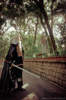 Alucard - Castlevania 2 by Yukilefay