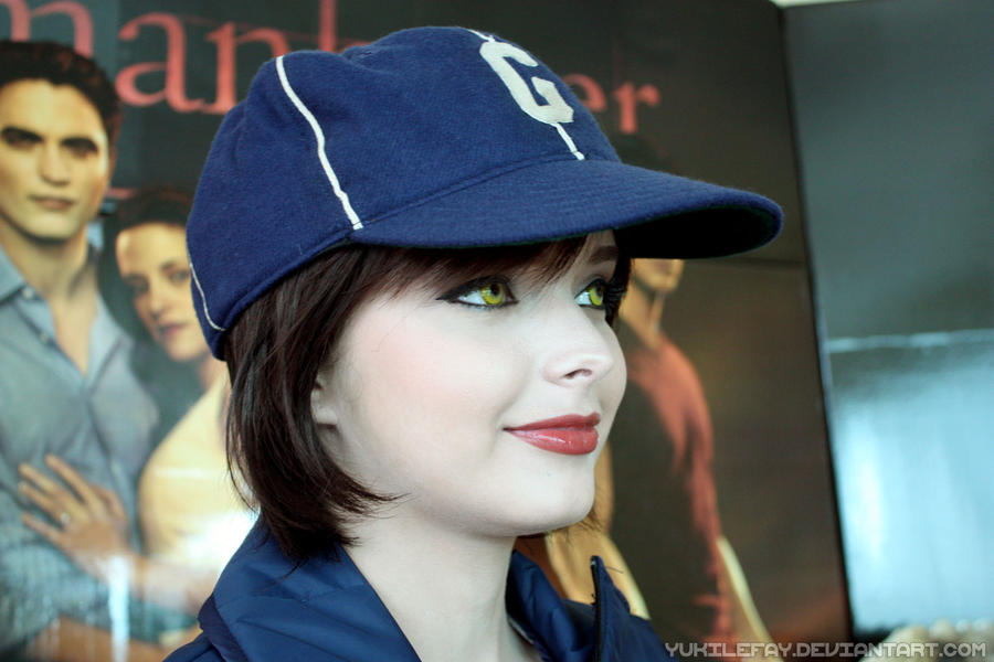 Twilight Makeup by Yukilefay