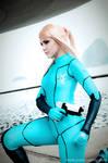 Metroid - Samus zero suit 7