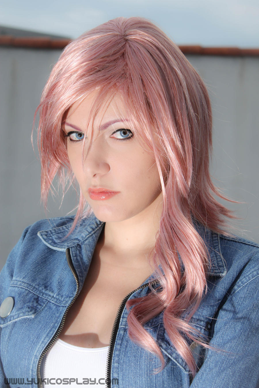 Lightning cosplay test by Yukilefay