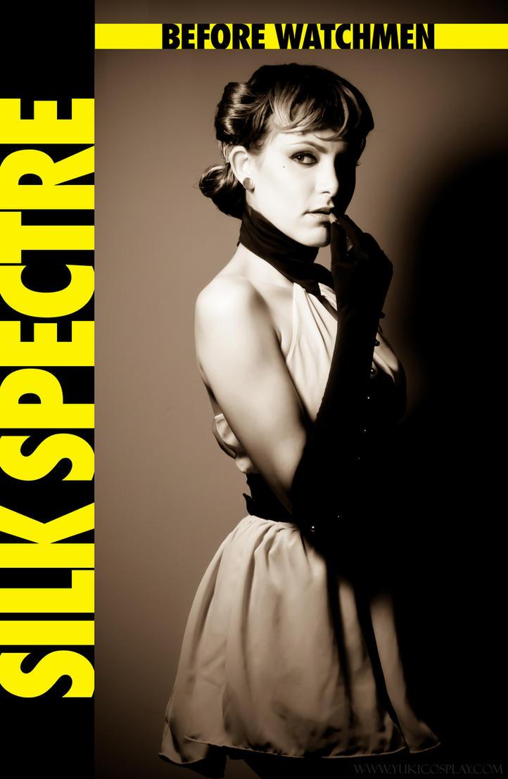 Silk Spectre I - Magazine by Yukilefay
