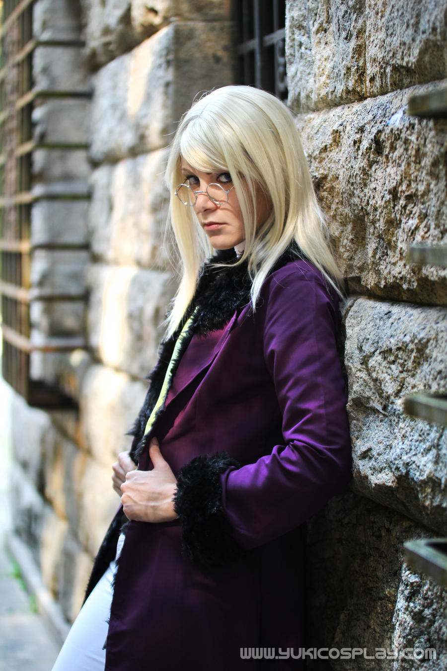 Soubi Agatsuma - Loveless Cosplay by Yukilefay