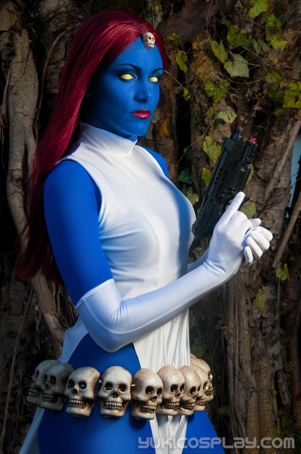 X-men -  Mystique cosplay by Yukilefay