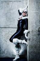 Black Cat - Spiderman Cosplay by Yukilefay