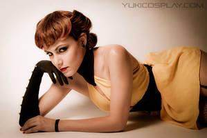Silk Spectre I - Cosplay by Yukilefay