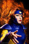 Jean Grey - Fire and Flames