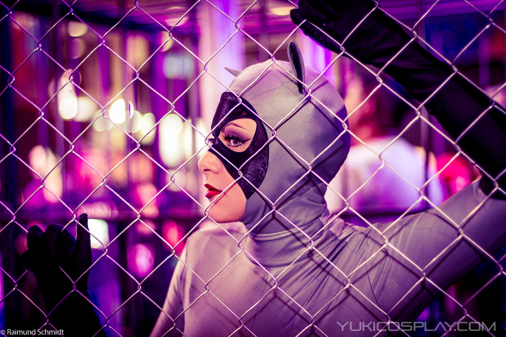Catwoman Cosplay - Batman: The Animated Series by Yukilefay