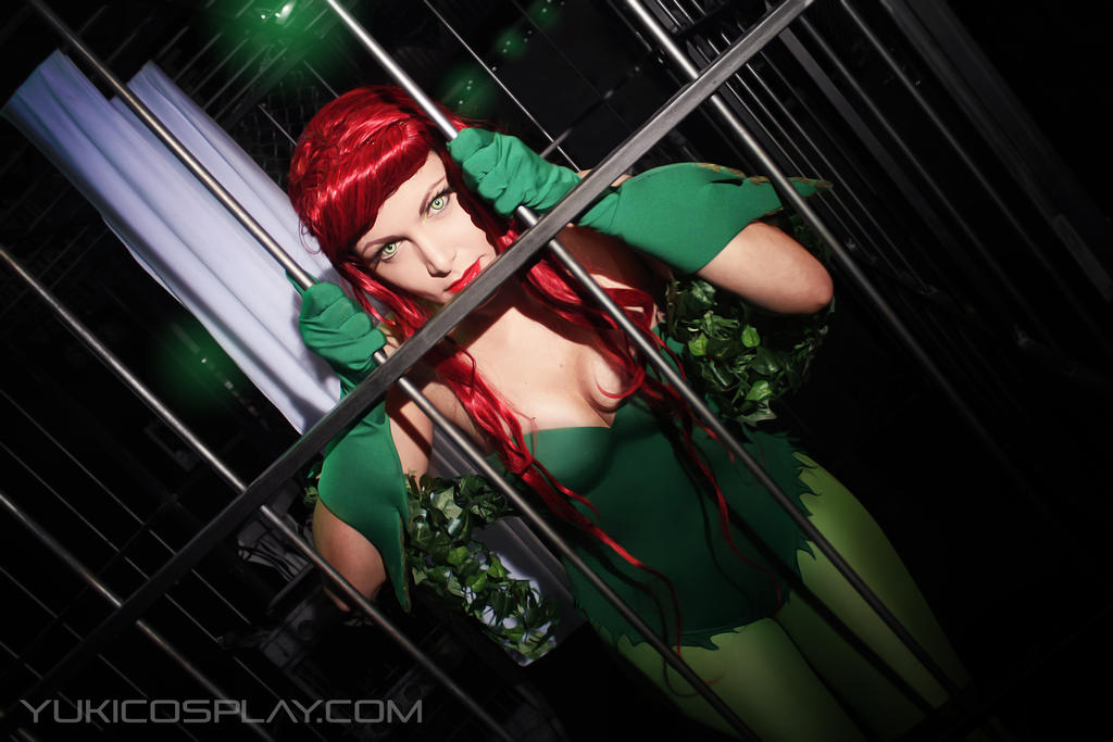 Cell Block Ivy by Yukilefay