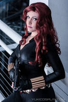 Black Widow by Yukilefay