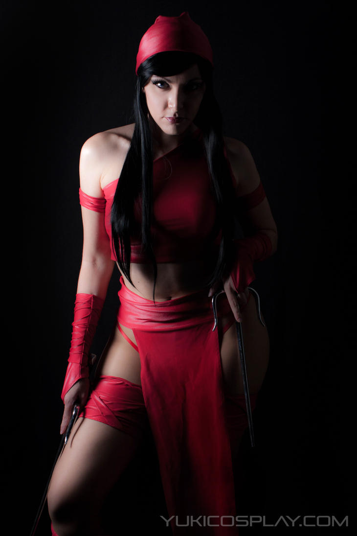 Bishoujo Elektra by Yukilefay