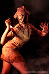 Silent Hill - Nurse cosplay
