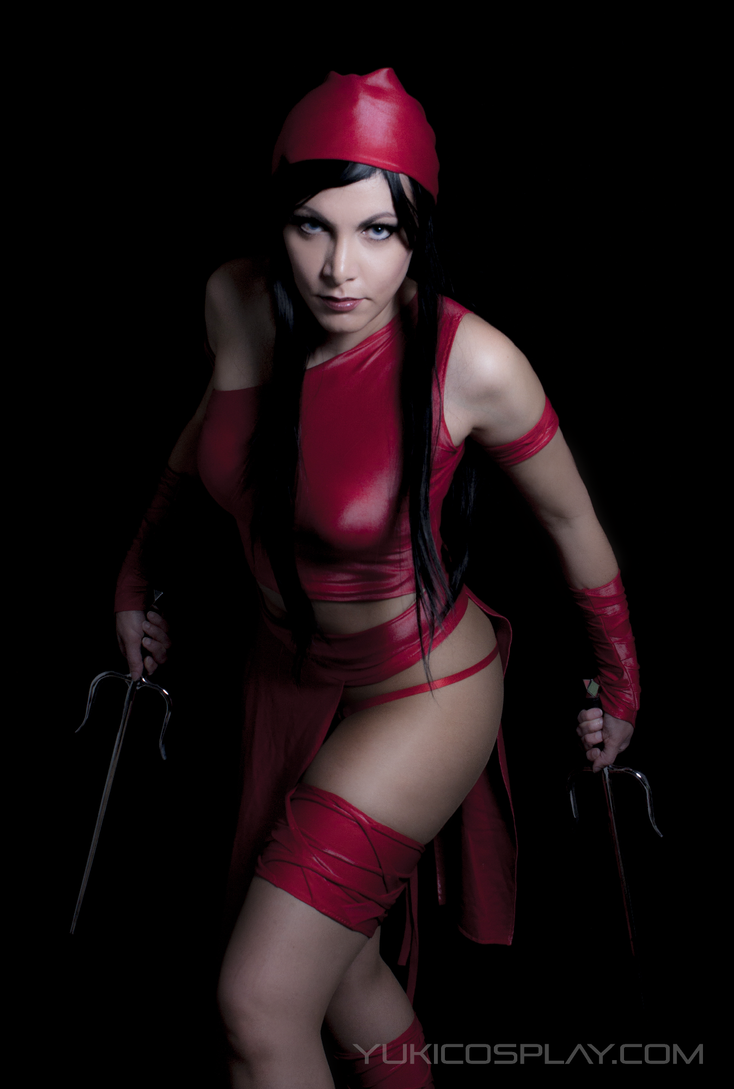 Elektra Natchios by Yukilefay