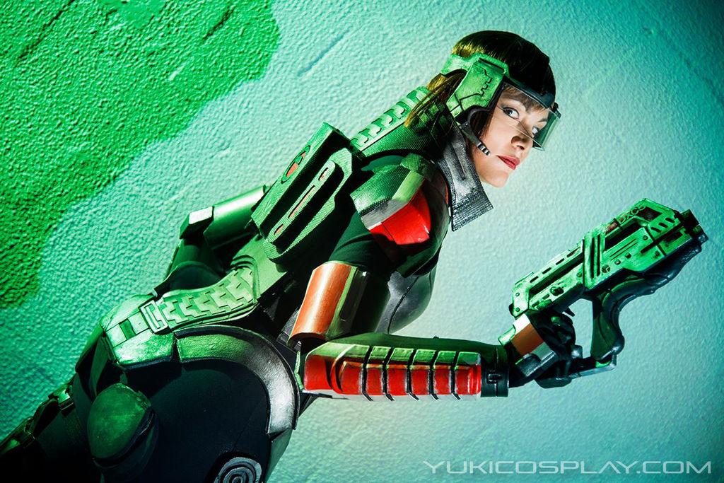 Shepard by Yukilefay