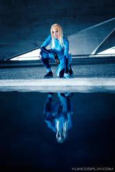 Reflection - Samus cosplay