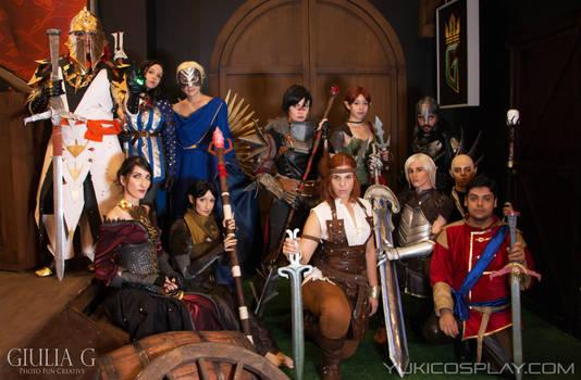 Dragon Age - Cosplay Group