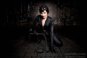 Catwoman Cosplay - Night in Gotham by Yukilefay