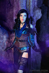 Yennefer of Vengerberg - The Witcher Cosplay by Yukilefay