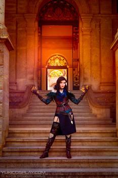 Yennefer - The Witcher Cosplay