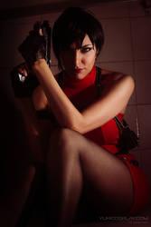 Ada Wong - Cosplay by Yukilefay