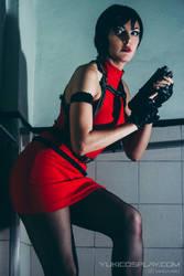 Ada Wong - Resident Evil Cosplay by Yukilefay