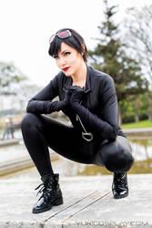 Selina Kyle - Catwoman cosplay by Yukilefay