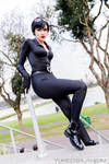 Catwoman cosplay - GeekCity